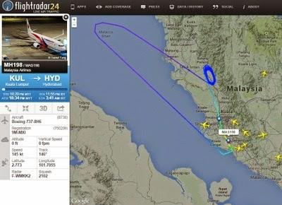 Pesawat MH198