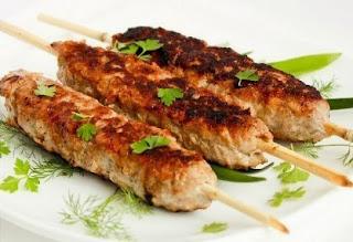 Готовим аппетитный люля-кебаб 2