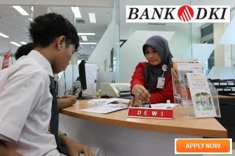 Loker sekretaris, Lowongan Bank, Info kerja perbankan, kARIR Bank DKI