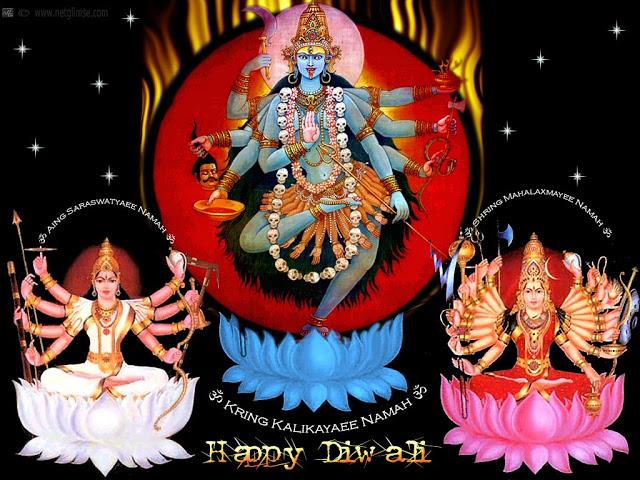 Diwali Kali Maa