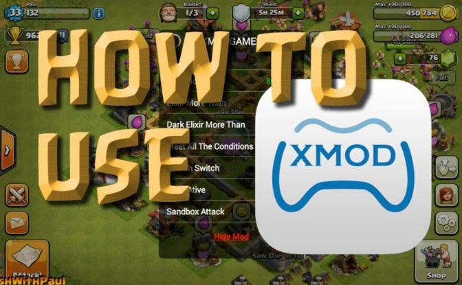 XMOD Coc कैसे इनस्टॉल करें