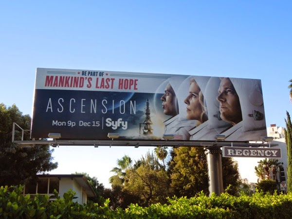 Ascension billboard