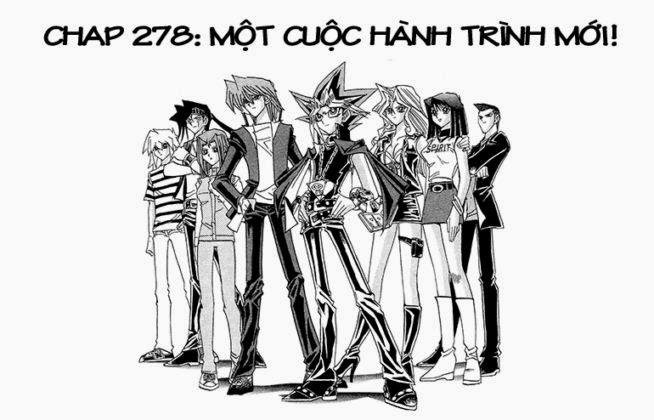 YuGi Oh – Vua Trò Chơi chap 278 Trang 2