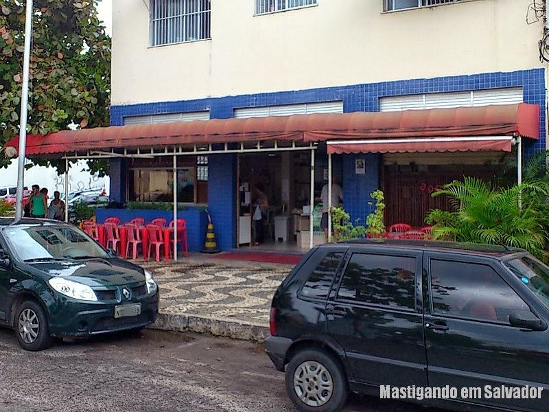 Restaurante Aogobom: Fachada