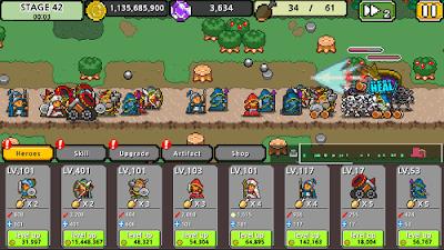 Dots Heroes v1.6 Mod Apk (Mega Mod) 3