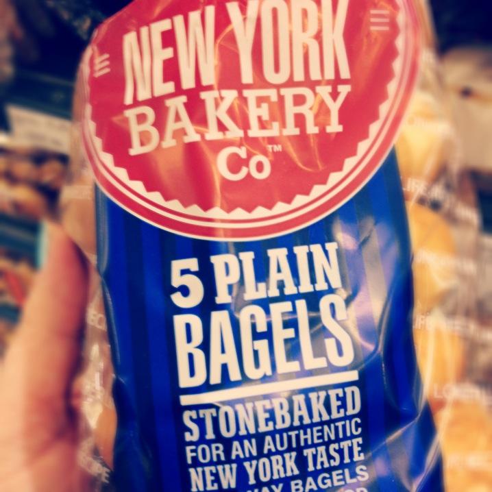 Pain bagel new york bakery