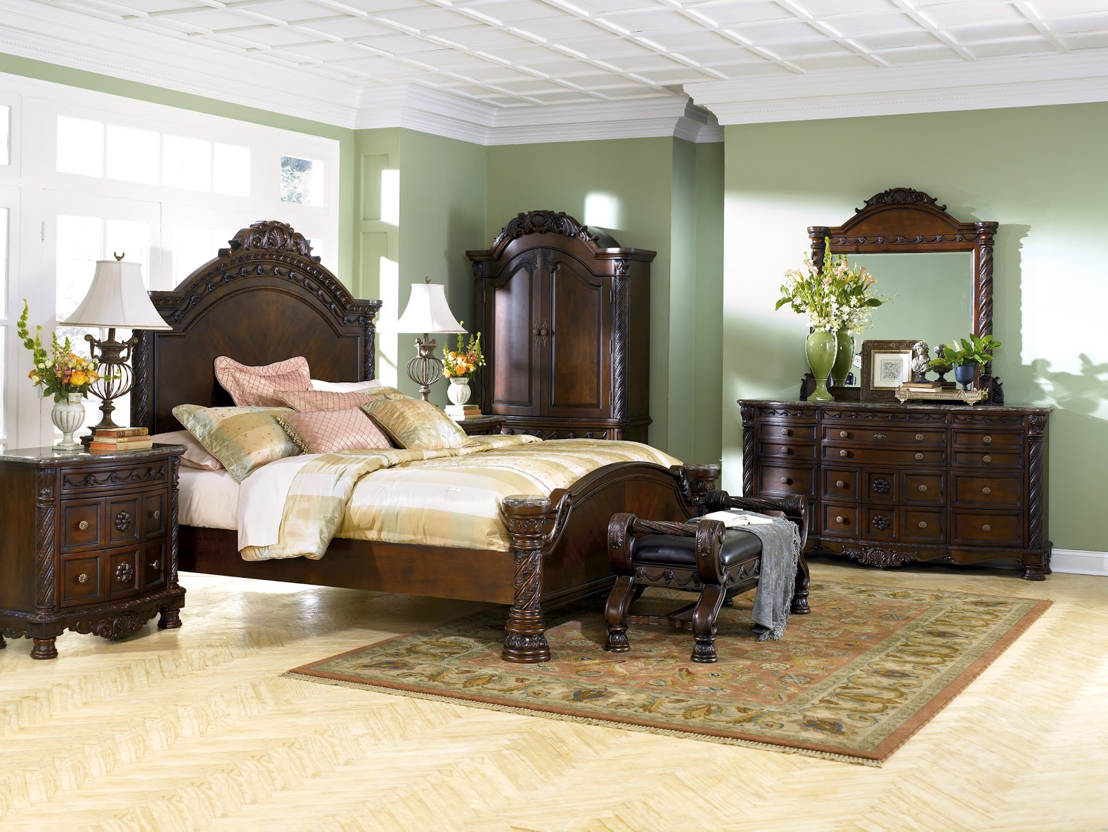 North Shore Bedroom Set Reviews & Buying Guide