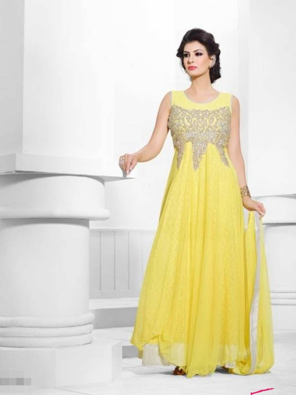 Latest Western Party Wear Dresses: western gown online