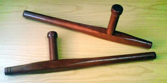 Как сделать из дерева палку ниндзя - Zerli.ru
