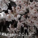 2013 春遊關西