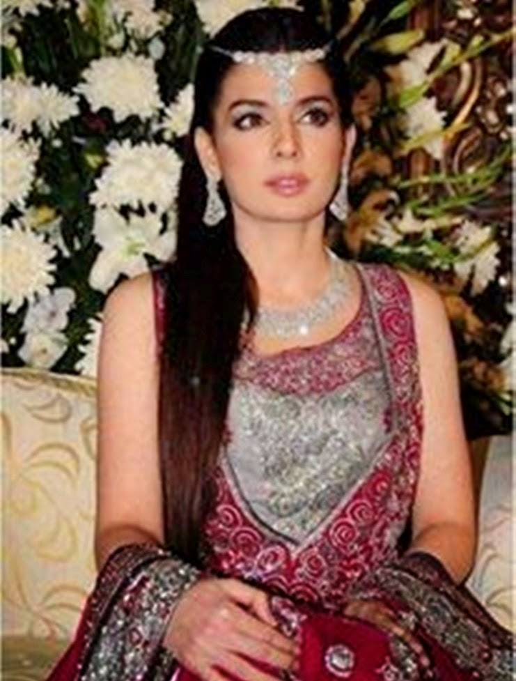 New Wedding Pics Of Mahnoor Baloch