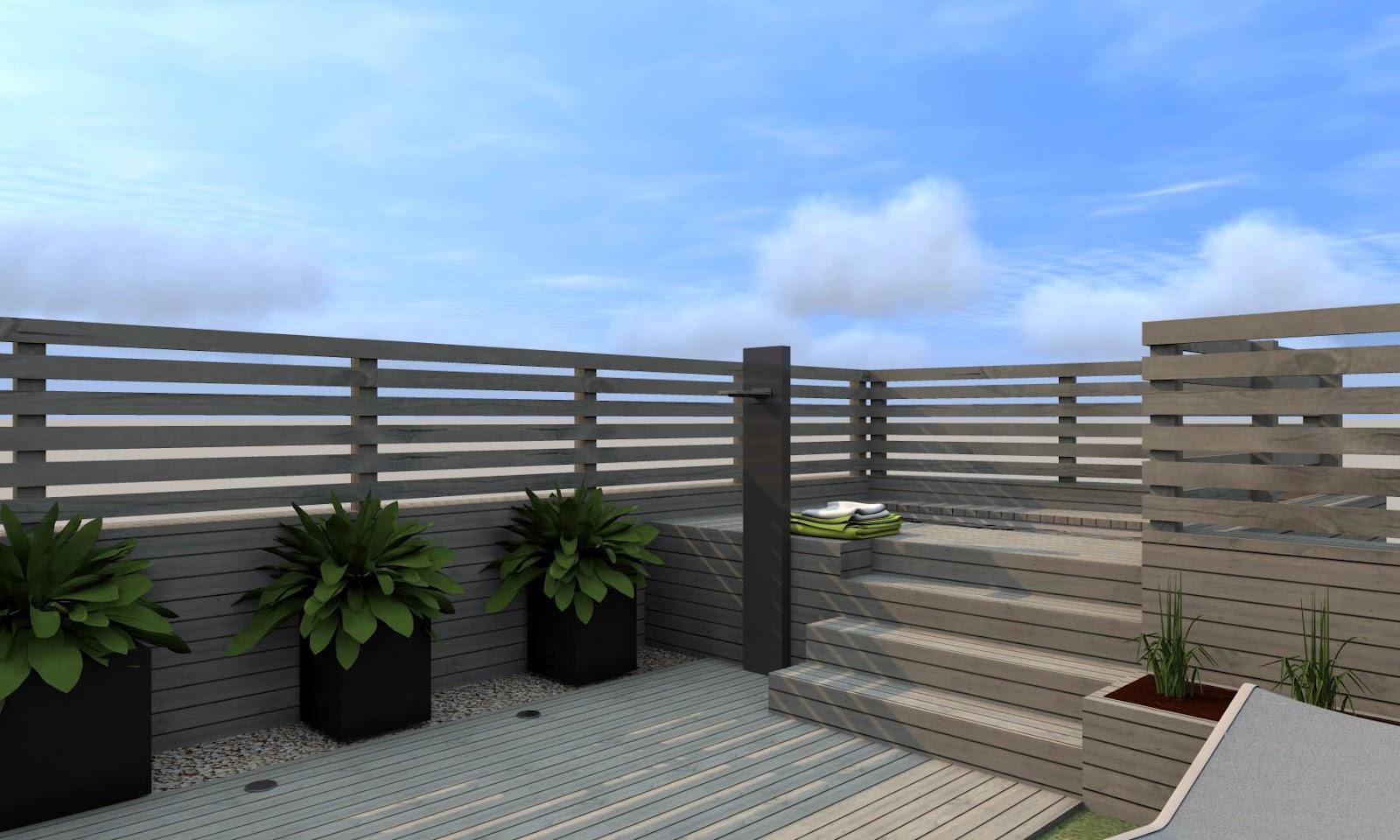 Fggd arquitectura proyectos dise o integral de terraza for Jardin en azotea diseno