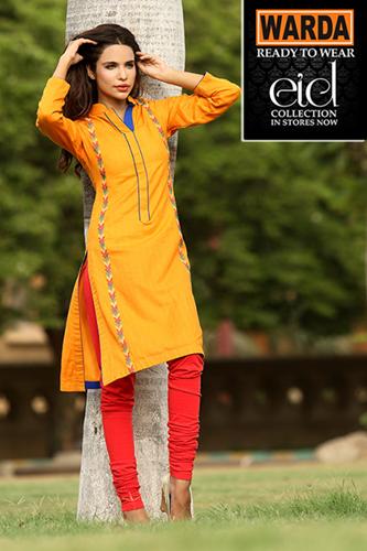 WARDA Eid Collection 2014