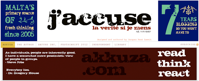 The New J'accuse