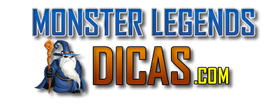 Monster Legends Dicas