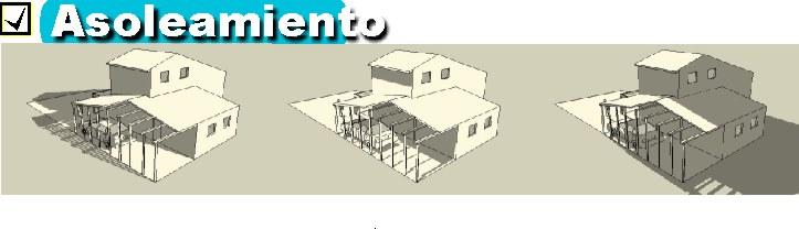 Como orientar mejor una casa biocasa - Mejor orientacion casa ...