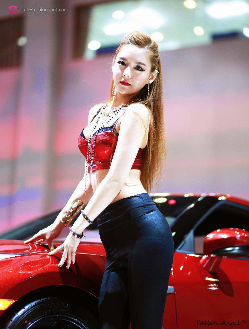 3 Yu Jin - BIMOS 2014 - very cute asian girl-girlcute4u.blogspot.com