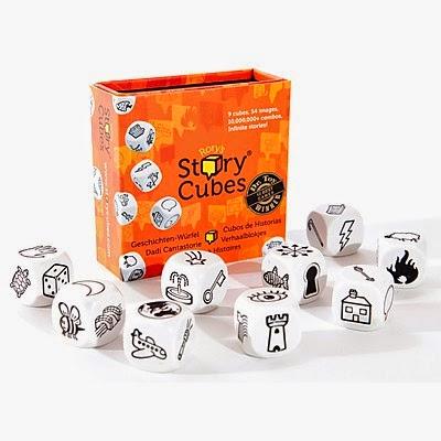 Juego Dados con Historias Story Cubes