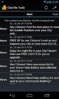 cityville newsreader app