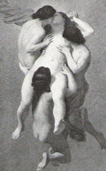 Orgías y sexo en grupo
