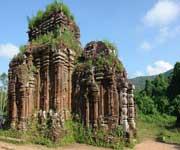 My Son Sanctuary Vietnam