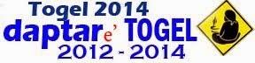 daftar togel 2014