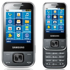 Samsung C3750 Slider phones review