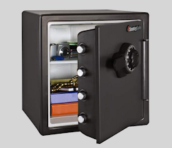 Combination Dial Sentry Safe