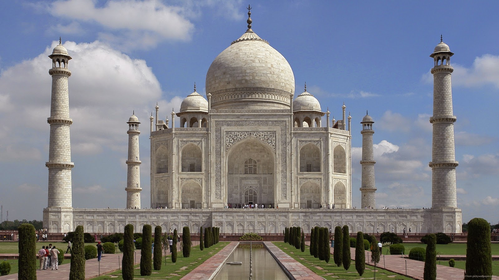 Islamic Building Taj Mahal Photography HD