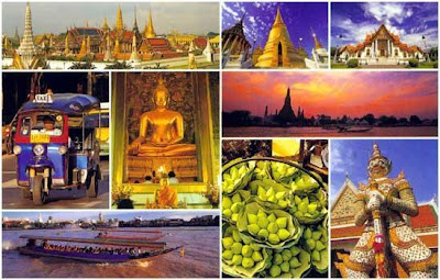 Paket Tour Ke Bangkok 2013