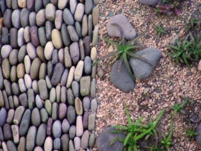 Jardines decorados con piedra en el 2012 decoracion de salones - Piedras decoracion jardin ...