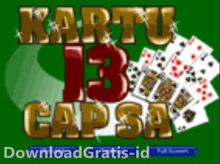 Game Kartu Capsa Offline