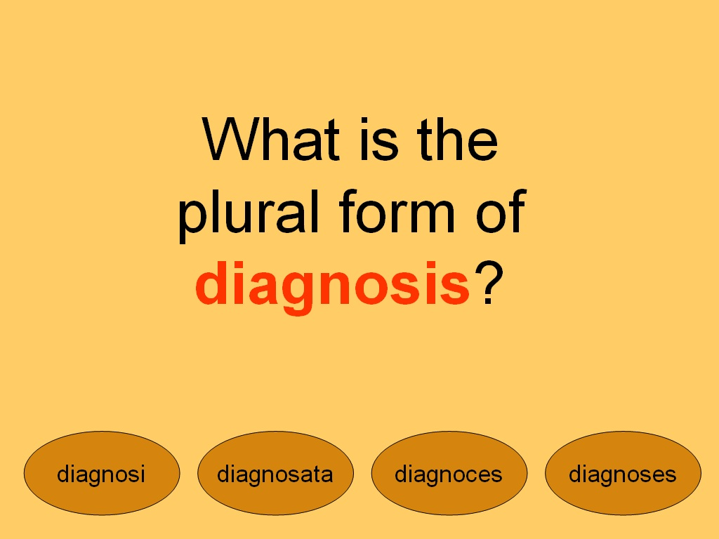 Student Survive 2 Thrive: Free Medical Terminology Practice Test ...