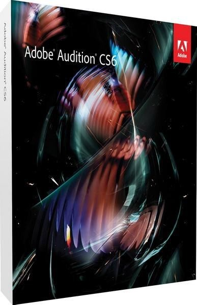 Adobe Audition CS6 5.0 build 708 (Mac Os X)