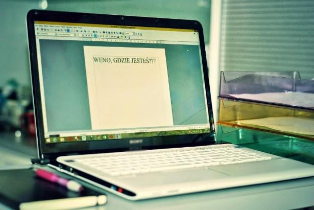 brak weny, brak weny do pisania, writer's block, blogger's block, brak pomysłów na posty, niemoc twórcza, sprawdzone sposoby, pisanie, blogowanie, porady, impas pisarski,