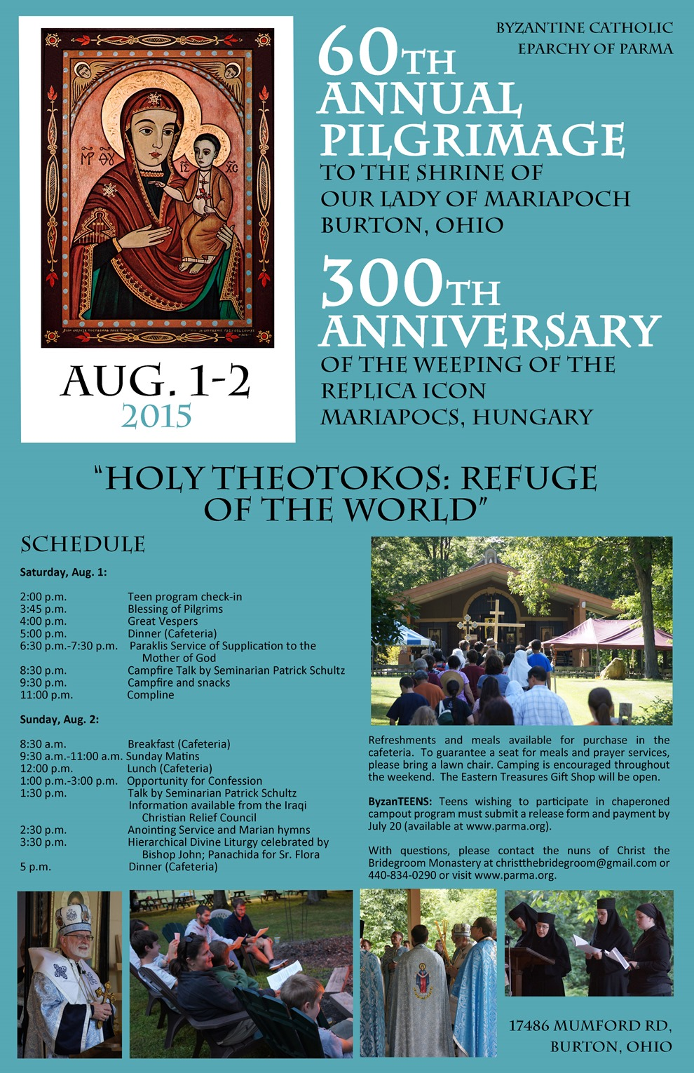 60th Annual Pilgrimage