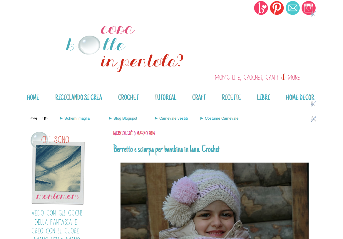 blog design all'italiana