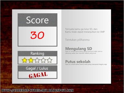 """Download Game Anak Negeri """"Hadapi Ujian Nasional"""""""