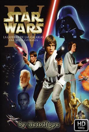Star Wars Episodio 4: Una Nueva Esperanza [1080p] [Latino-Ingles] [MEGA]