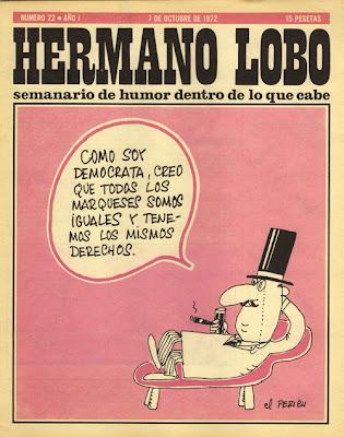 Hermano Lobo El Perich