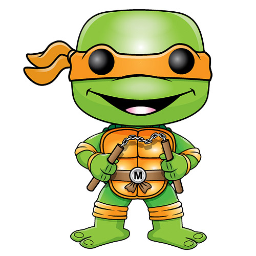 jafo s news the fun in funko funko news concept art ninja turtle clip art orange ninja turtle clip art orange