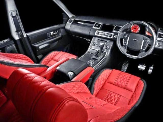 35 imagenes de interiores de autos con mucho estilo Quiero estudiar diseno de interiores