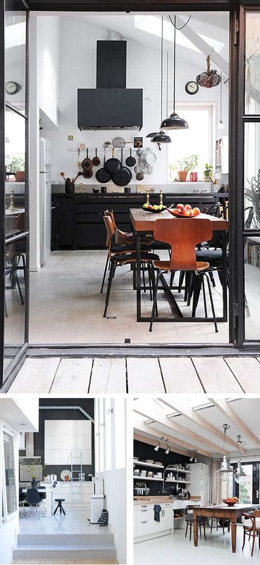 Keuken Zwart Blad : Keuken Zwart Blad : Keuken inspiratie in 6 stappen een nieuwe keuken