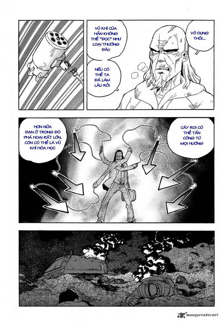 Aiki chap 74 - Trang 18