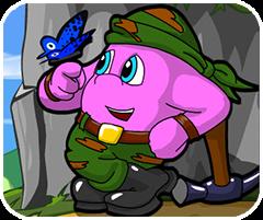 Thợ mỏ tìm đường, game phieu luu