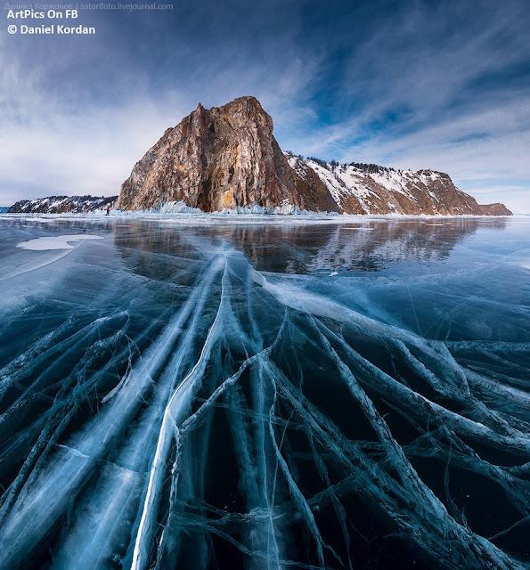 Daniel Kordan photography : Ice lake