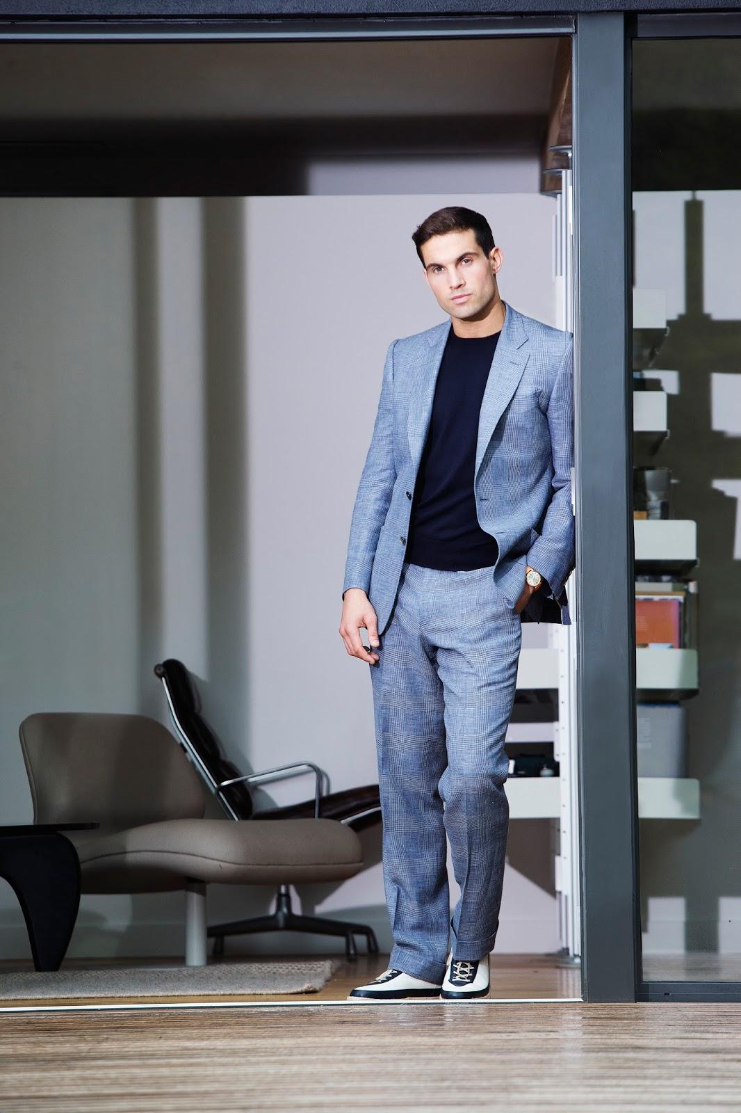 men 39 s styling chester barrie spring summer 2016. Black Bedroom Furniture Sets. Home Design Ideas