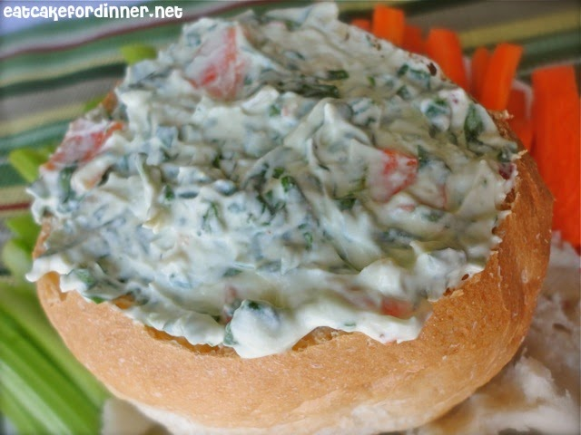 Knorr Classic Spinach Dip with Greek Yogurt