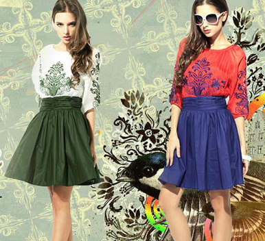 vintage style clother cute kawaii fashion hot giveaway free freebie blog style look book