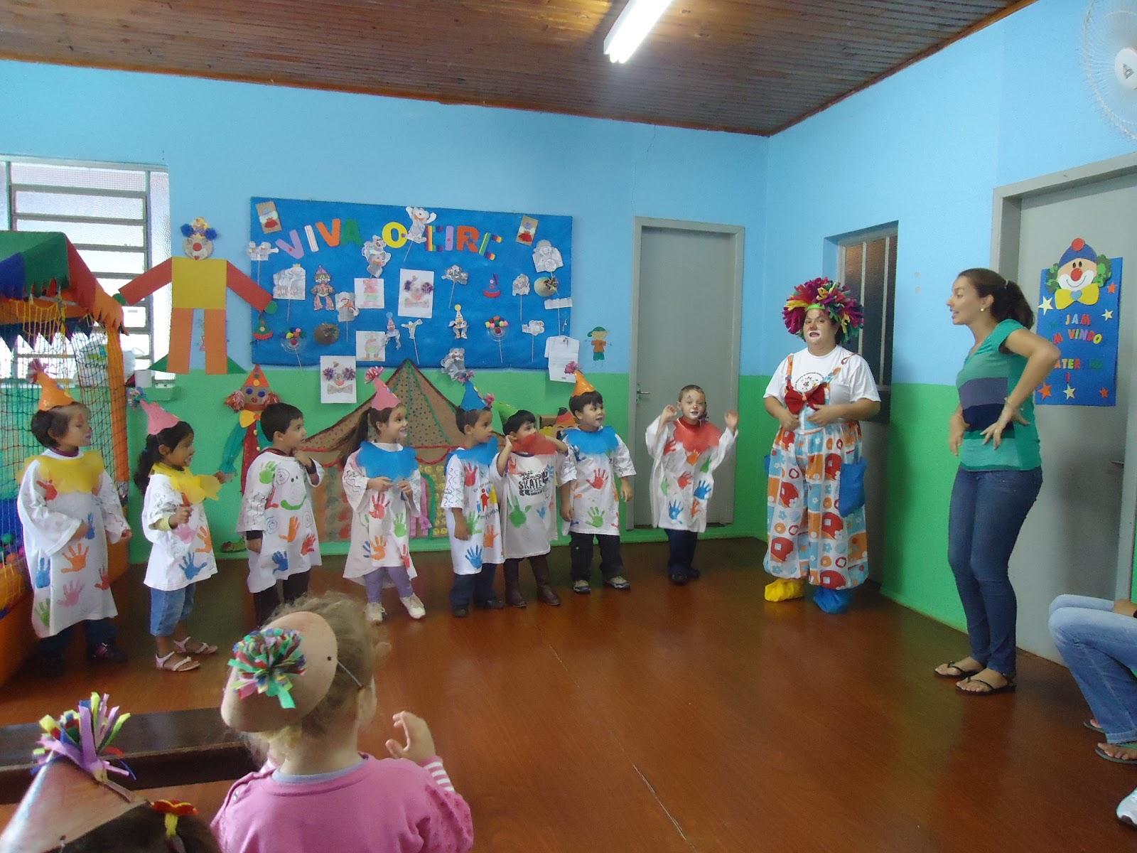Favoritos Crescer com alegria: Dia do Circo JV87